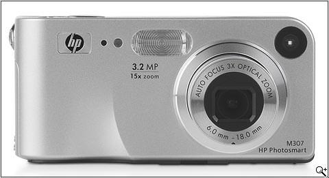 HP photosmart 307